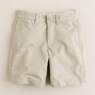 J.Crew Boys' essential chino short