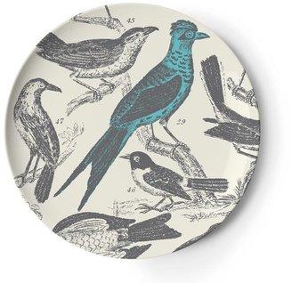 Thomas Paul Ornithology Dinner Plate Set