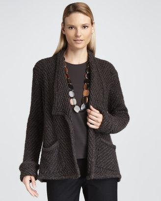 Eileen Fisher Eco Pebble Jacket, Petite
