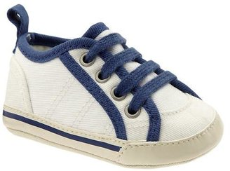 Gap Lace-up contrast sneakers