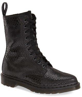 Dr. Martens 'Alix' Leather Boot (Women)