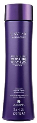 Alterna Caviar Anti-Aging Replenishing Moisture Shampoo $34 thestylecure.com