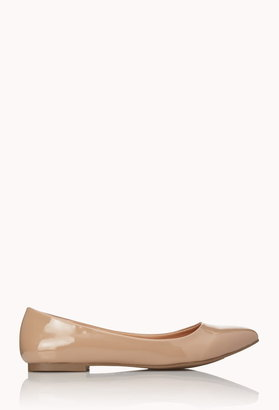 Forever 21 Classic Patent Flats