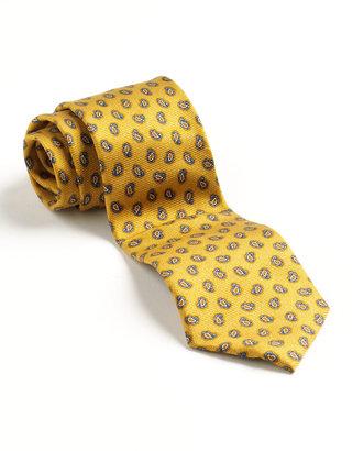 Burma Bibas Paisley Silk Tie