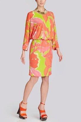 Josie Natori Hardin Elastic Waist Dress Style U13143