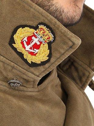 Corto Maltese Moleskin Pea Coat