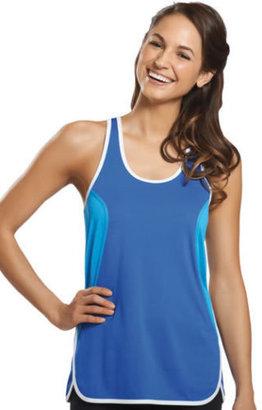 Jockey Womens Running Singlet Activewear Shirts Polyester
