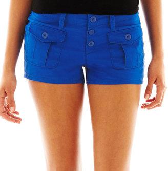 Arizona Button-Fly Shorts