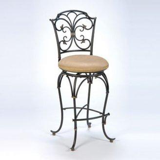Ballard Designs Carisbrook Barstool & Counter Stool with Memory Swivel