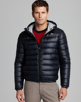Lacoste Featherweight Packable Down Jacket