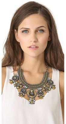 Deepa Gurnani Multi Drop Necklace