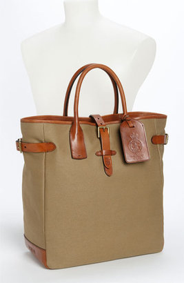 Polo Ralph Lauren Canvas Tote Bag