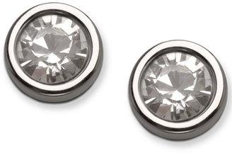 Swarovski Earrings, Harley Crystal Stud
