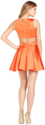 GUESS by Marciano Cutout A-Line Dress