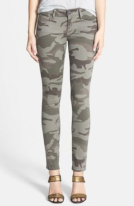Women's True Religion Brand Jeans Casey Print Super Skinny Jeans $178 thestylecure.com