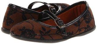 Chuches 9602 FA12 (Toddler/Little Kid/Big Kid) (Brown) - Footwear