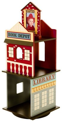 Levels of Discovery Wild West Revolving Bookcase