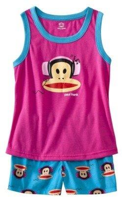 Favorite Characters Paul Frank ® for Target® Girls 2-Piece Pajama Set - Pink