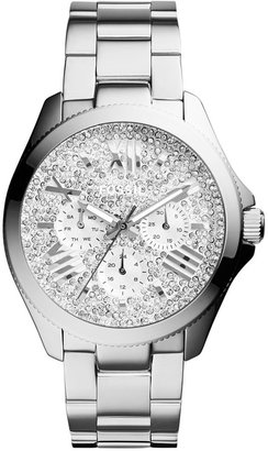 Fossil Women's Cecile Stainless Steel Bracelet Watch 40mm AM4601 $165 thestylecure.com