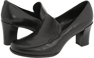 Franco Sarto Nolan (Black Calf) High Heels