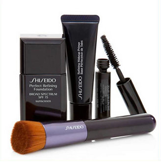 Shiseido Runway Perfect Foundation Kit