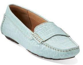 Clarks Dunbar Racer Loafers