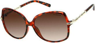 Liz Claiborne Shag Square-Frame Sunglasses