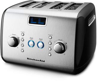 KitchenAid Onyx Black 4-Slice Toaster