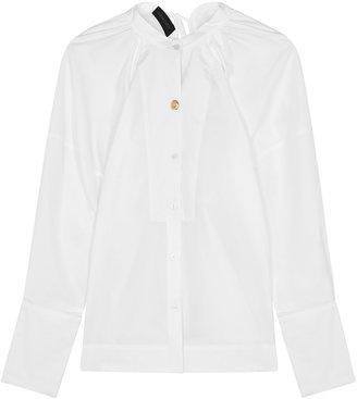 Eudon Choi Hilma White Cotton Shirt