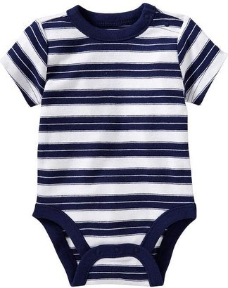 Old Navy Short-Sleeved Jersey Bodysuits for Baby