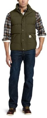 Carhartt Men's Down Kalkaska Vest