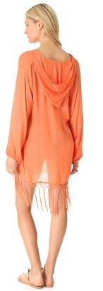JADEtribe Capuche Cover Up Dress