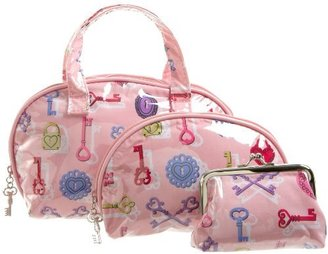 Nick & Nora Mini Dome Satchel Set