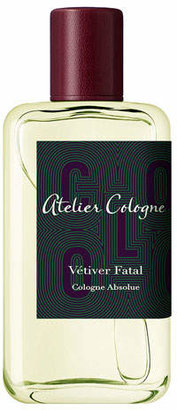 Atelier Cologne Vetiver Fatal Cologne Absolue, 3.3 oz./ 100 mL