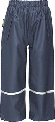 Playshoes Rain Waterproofs Easy Fit Boy's Trousers(116cm)
