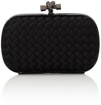 Bottega Veneta Women's Intreccio Impero Clutch $1,550 thestylecure.com