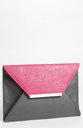 Nila Anthony Colorblock Clutch
