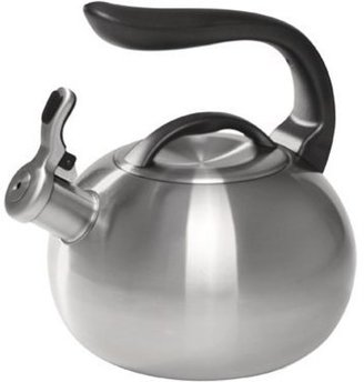 Chantal 2-qt. Bubble Teakettle, Brushed Stainless