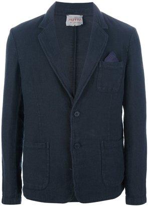 Myths pocket handkerchief jacket