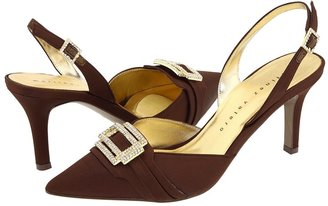 Martinez Valero Latesha (Chocolate Satin) - Footwear