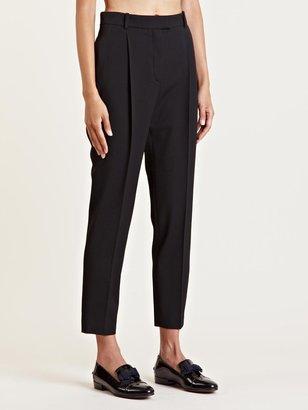 Lanvin Women's Pleat Pants