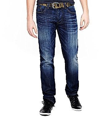 William Rast William RastTM Logan Straight-Leg Jeans