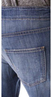 Current/Elliott The Drawstring Boyfriend Jeans