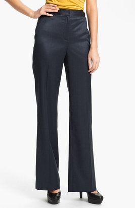 Classiques Entier High Waist Wool Trousers