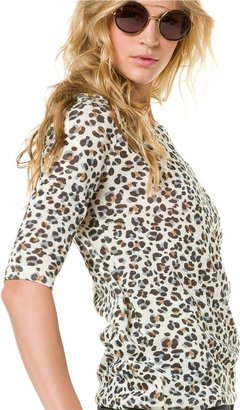 MinkPink Cool Cat Tunic Tee