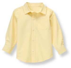 Janie and Jack Woven Dress Shirt