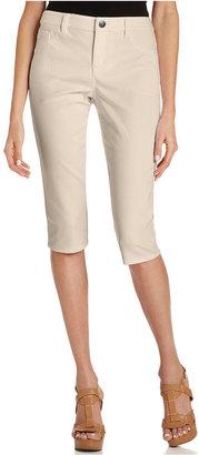 Style&Co. Shorts, Skinny Stretch Skimmer