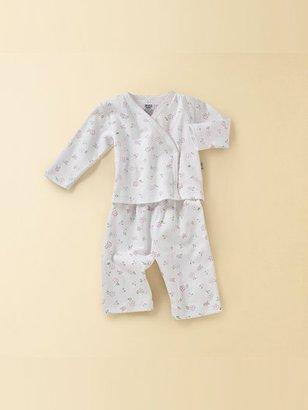 Noa Lily Infant's Floral Top & Pants Set