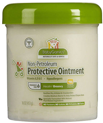 BabyGanics Kas Direct Non-Petroleum Protective Ointment - 16 ounce