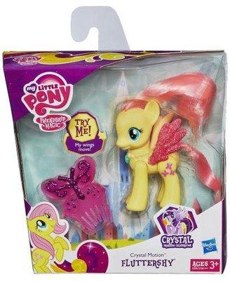 My Little Pony Crystal Motion Fluttershy Doll